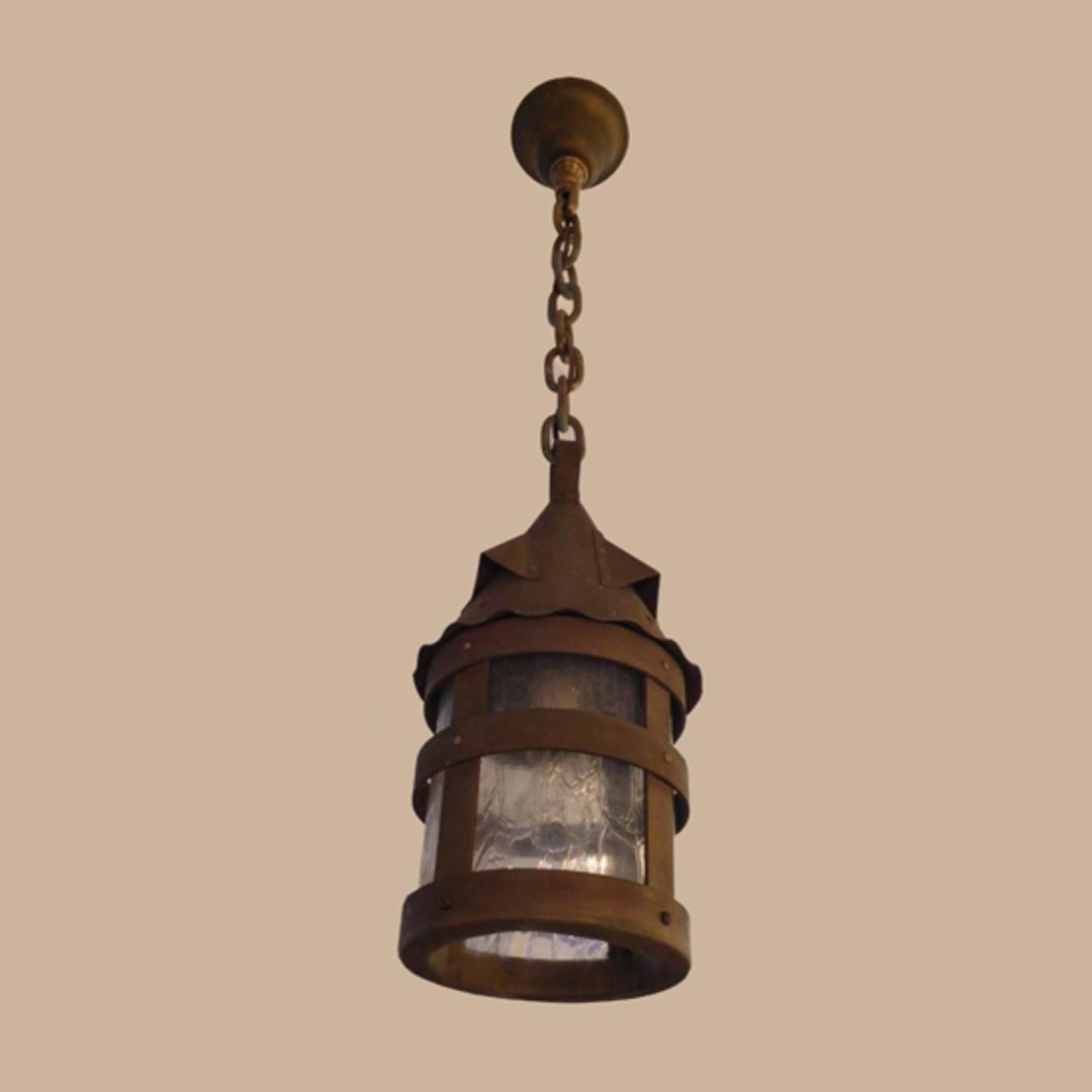 bronze pendant light from the brass knob attic