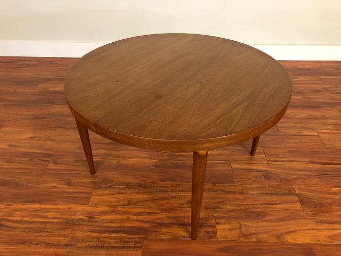 Danish Teak Dining Table Imported by Moreddi by Vintagefurnitureetc