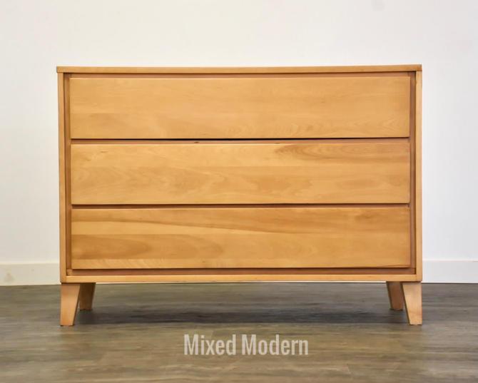 Leslie Diamond Conant Ball Dresser Chest by mixedmodern1