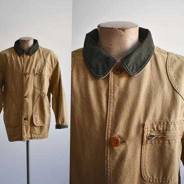 Vintage LL Bean Barn Coat by milkandice