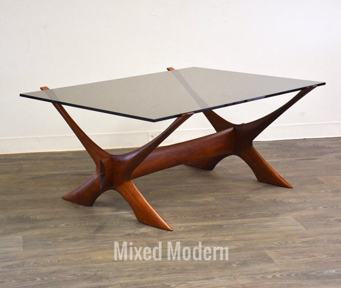 Teak Coffee Table by Fredrik Schriever Abeln by mixedmodern1