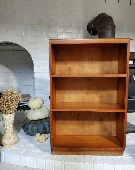 Vintage Bookcase Rustic Farmhouse by OrWaDesigns