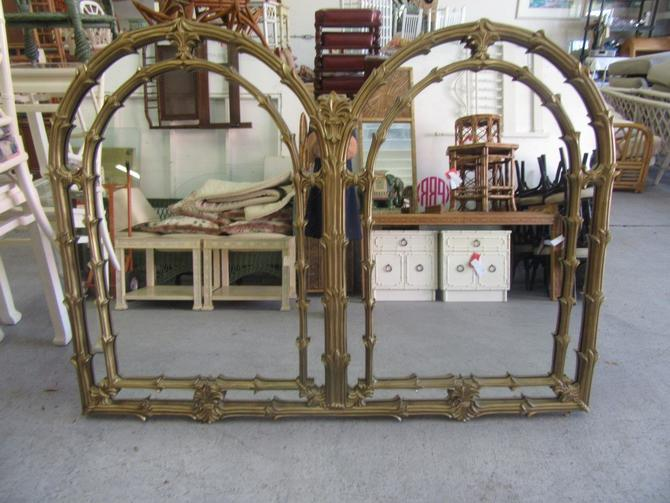 Double Arched Roche Mirror