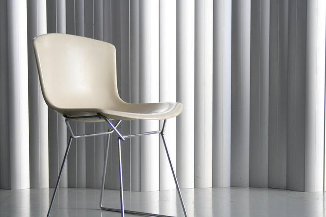Early Fiberglass Chair by Harry Bertoia for Knoll