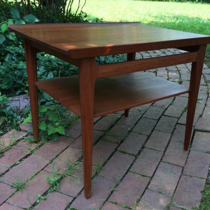 Finn Juhl Mid Century Danish teak table