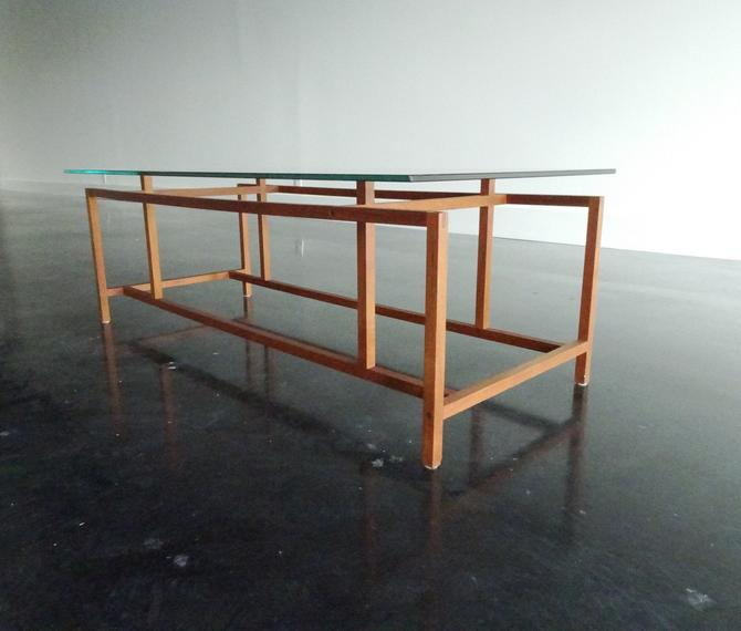 Henning Norgaard coffee table for Komfort by PREVIEWMOD