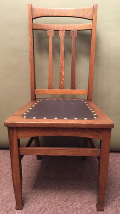 Circa 1910 Craftsman Chair