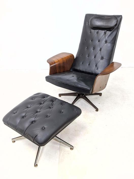 Plycraft Mister Chair Mid-century Modern