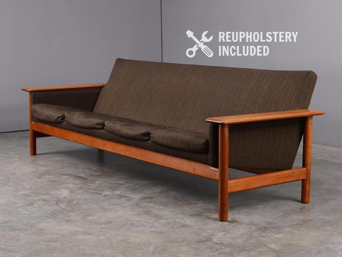 1960's Sofa by Ingmar Relling Mid Century Modern by MadsenModern