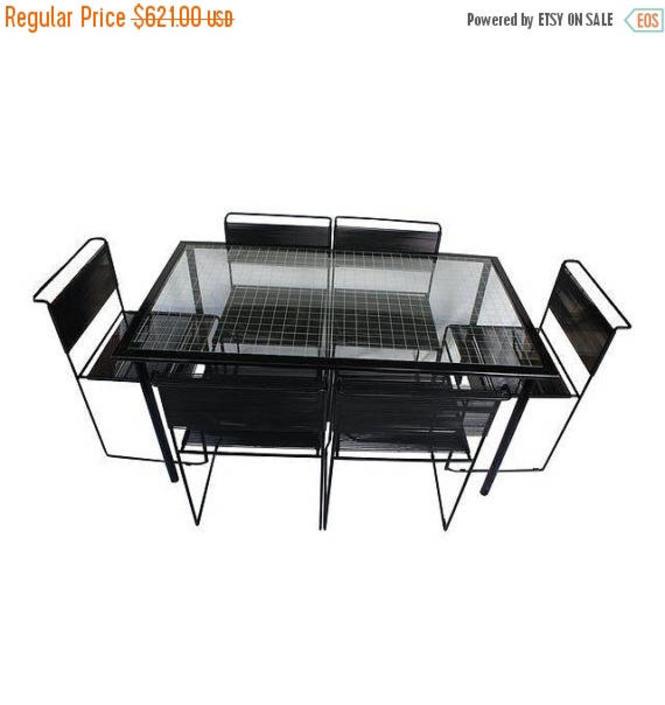 EXTRA 10% OFF Giandomenico Belotti Spaghetti Chairs and Table