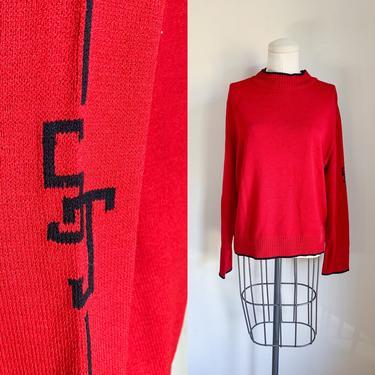 Vintage 2000s St. John Sports Wool Sweater / M by MsTips