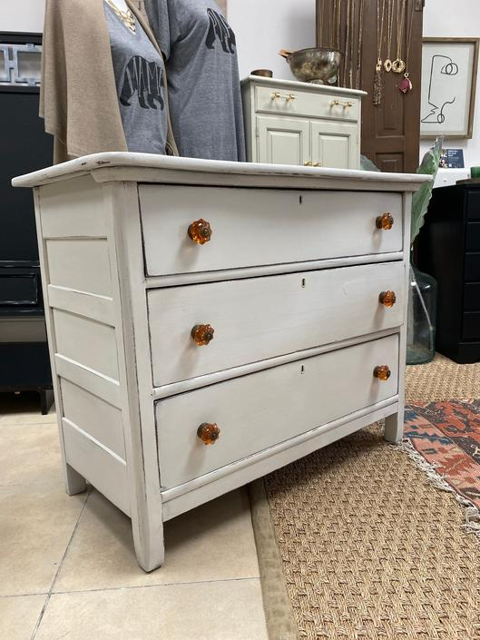 Small chest of drawers by StylishPatina