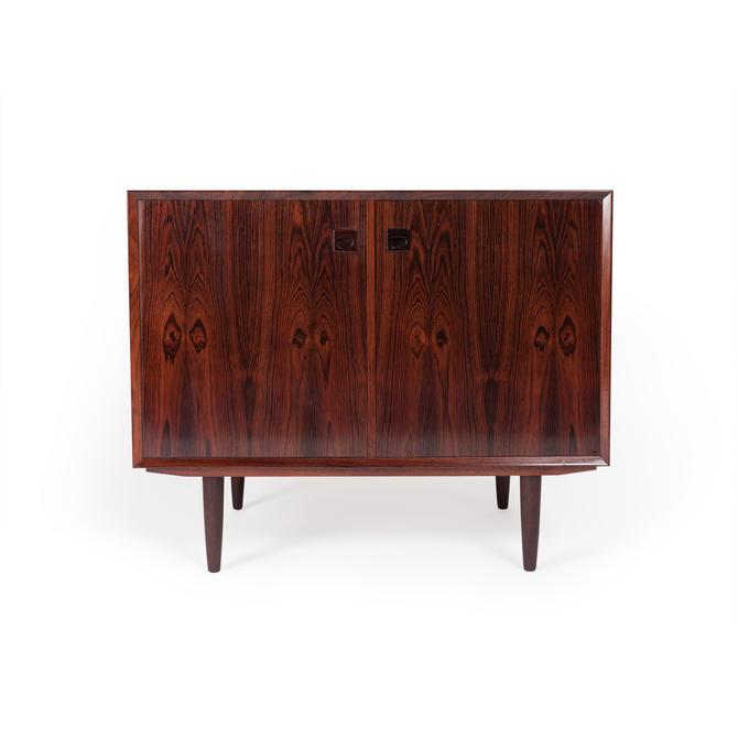 Vintage Brouer Mobelfabrik Modern Rosewood Sideboard ca 1960 by MCMSanFrancisco