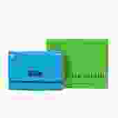 Kate Spade - Mini Teal Patent Leather Wallet