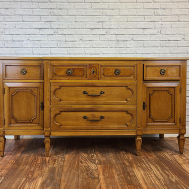 Item #158 Customizable Mid-century Neoclassical Sideboard by RenoVista