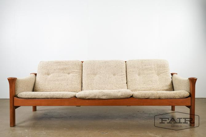 Arne Vodder for Cado Teak frame sofa