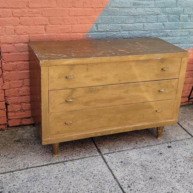 """Hip Style 3 Drawer Dresser. 46x20x32"""" tall."""