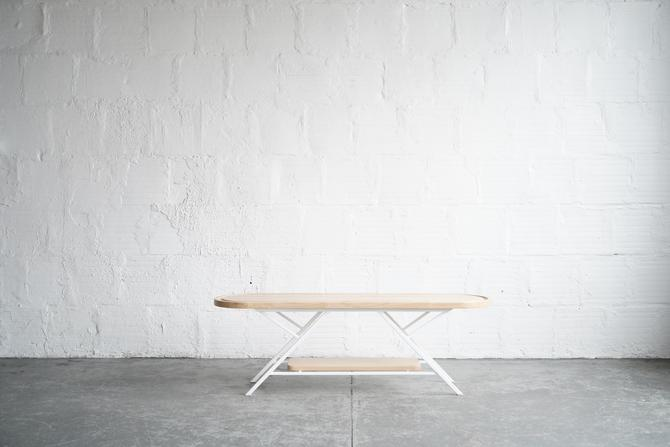 Juicy Drip Coffee Table + Bench