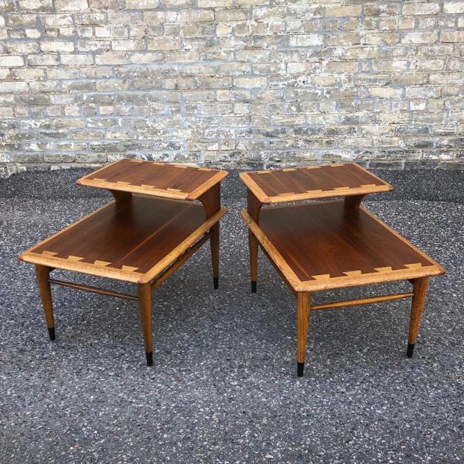 Lane Acclaim Step Tables