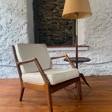 Mid century floor lamp Gio Ponti lamp table Italian modular lighting by VintaDelphia