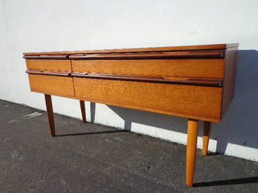 Danish Credenza Los Angeles : Sideboard mid century modern dresser danish style tv media console