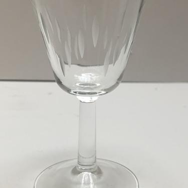 French Wine Glasses