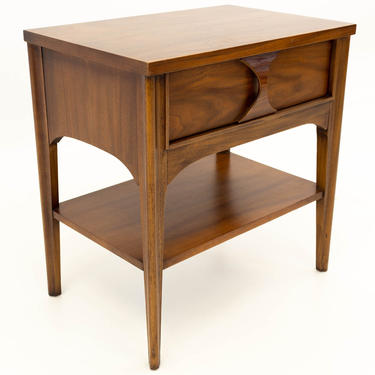 Kent Coffey Perspecta Mid Century Modern Nightstand Side End Table - mcm by ModernHill
