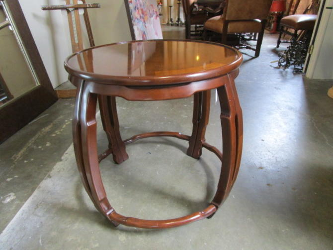 DREXEL HERITAGE MING TREASURES ACCENT TABLE
