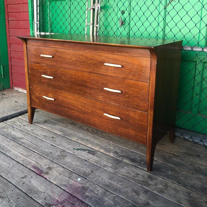 Mid Century Three Drawer Dresser by Drexel