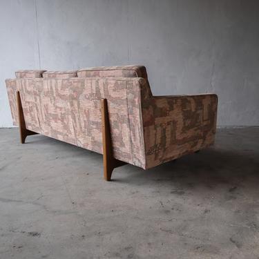 Mid Century Dunbar Sofa Designed by Edward Wormley by AgedModern