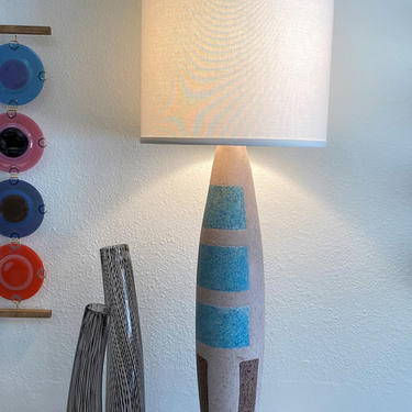 Extra Tall Table Lamp