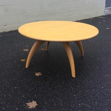 Heywood Wakefield Coffee Table m306g Spider Legs by QuaboagValleyAntique