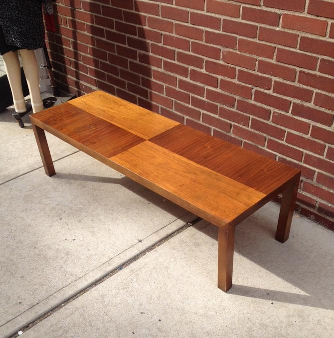 Mid Century Lane Coffee Table by bcdrygoods