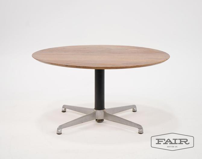 Vintage Danish Teak Elevating Coffee Table