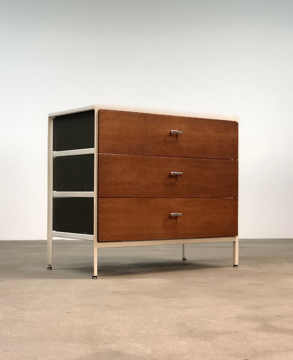 George Nelson | Steel Frame Chest by Herman Miller | Mid Century by midcenTree