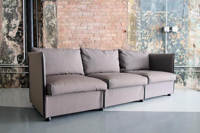 Landeau Sofa by Mario Bellini for Cassina