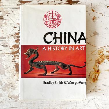 China: A History in Art  - Chinese/Asian Art Coffee Table Book - Boho/Bohemian/Eclectic Decor by CollectedATX