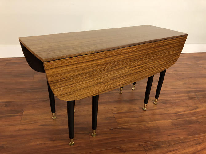 G-Plan E Gomme Drop Leaf Dining Table by Vintagefurnitureetc