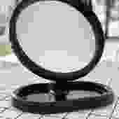 1970s Italian Gedy Vanity Mirror by Olaf Von Bohr