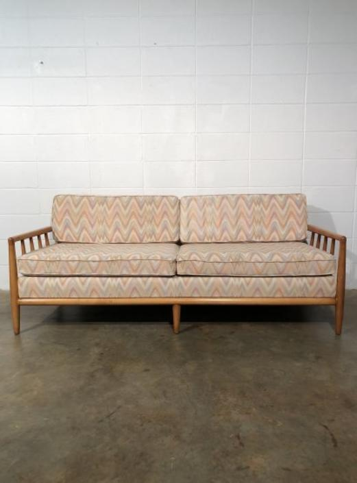 Widdicomb Sofa by T.H. Robsjohn-Gibbings