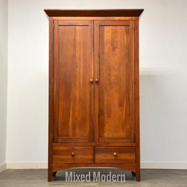 Ethan Allen American Impressions Armoire Dresser by mixedmodern1