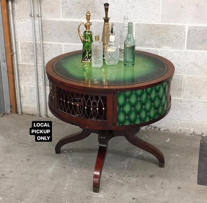 LOCAL PICKUP ONLY ———— Vintage Bar by RetrospectVintage215