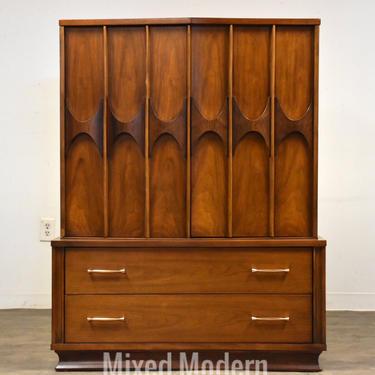 Kent Coffey Perspecta Tall Armoire Dresser by mixedmodern1