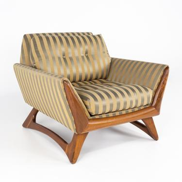 Adrian Pearsall for Craft Associates Mid Century Lounge Chair - mcm by ModernHill