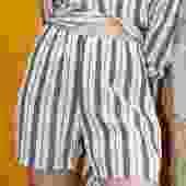 Terra Olive Calobra Shorts