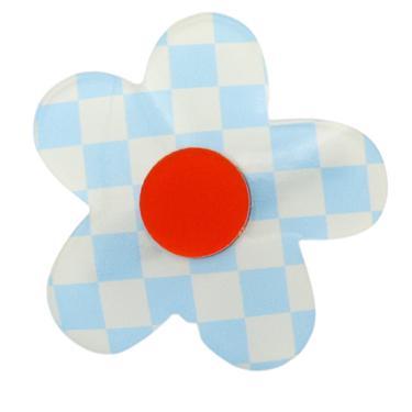 Dconstruct Daisy Hair Clip - Blue