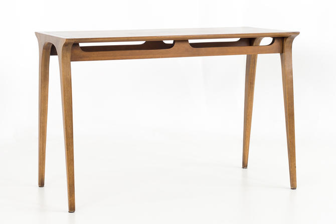 John Van Koert for Drexel Profile Mid Century Console Table - mcm by ModernHill