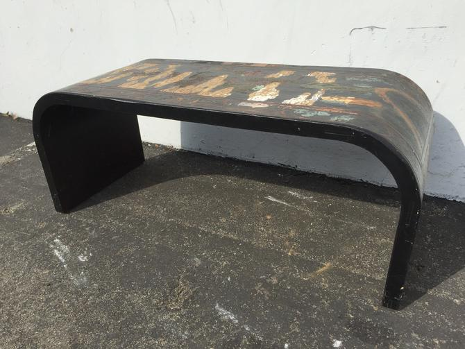 Outstanding Antique Bench Asian Chinese Vintage Seating Ottoman Chair Gmtry Best Dining Table And Chair Ideas Images Gmtryco