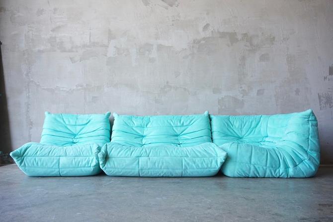 Ligne Roset 'Togo' Sofa by FandFVintage