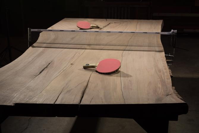 Custom Ping Pong Tables by KirkpatrickDesigns